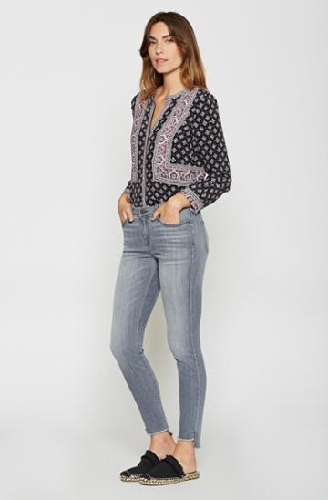 Joie Midrise Ankle Skinny