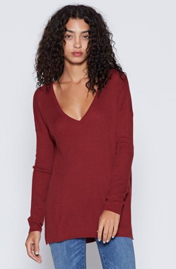 Joie Khari V-neck Sweater