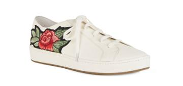 Joie Daryl Embroidered Sneaker