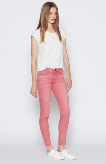 Joie Mid Rise Skinny C Jean