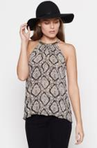 Joie Francis Silk Top