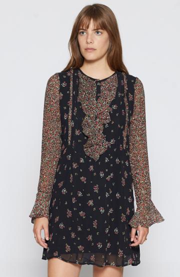 Joie Amaryn Silk Dress