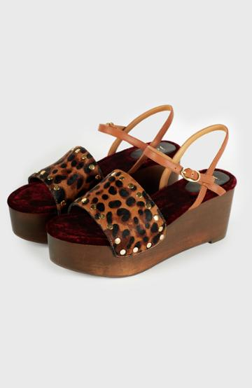 Joie Gall Platform Heel