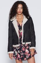 Joie Aeldra Leather Jacket