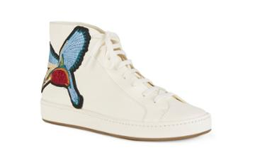 Joie Day Embroidered Sneaker
