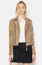 Joie Ailey C Leather Jacket