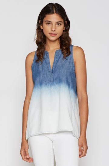 Joie Carley B Ombre Top