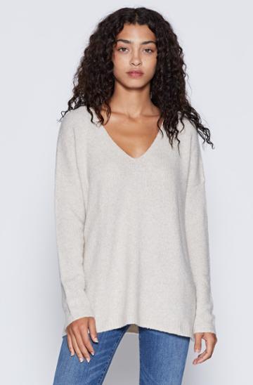 Joie Madrona V-neck Sweater
