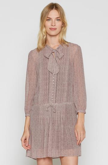 Joie Xyla B Silk Dress