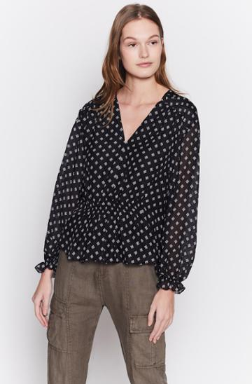 Joie Chiana Silk Top