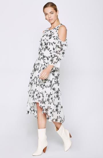 Joie Alpheus Silk Dress