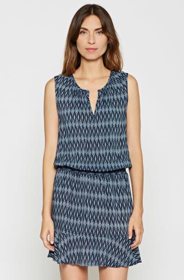 Joie Zealana Printed Dress