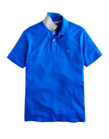 Joules Clothing Us Joules Maxwell Polo Shirt - Blue