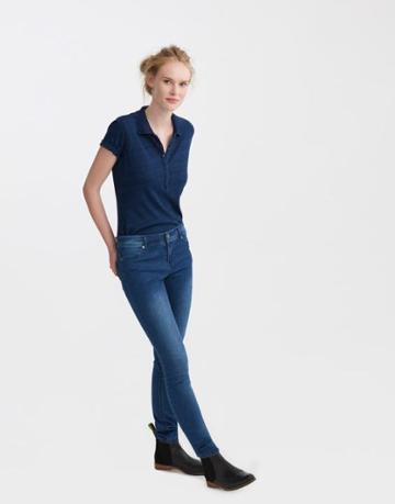 Joules Clothing Us Joules Monroedenim Skinny Jeans - Dark Denim
