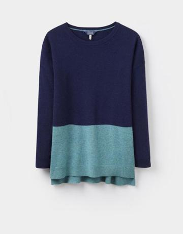 Joules Clothing Us Joules Haylock Jumper - French Navy
