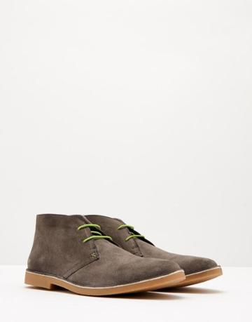Joules Clothing Us Joules Mensdesert Men%27s Desert Boots - Dark Granite
