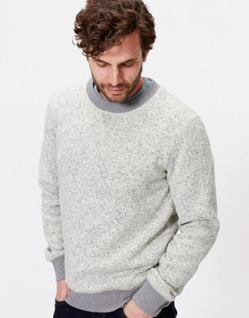 Joules Clothing Us Joules Heyday Sweatshirt - Pebble Grey