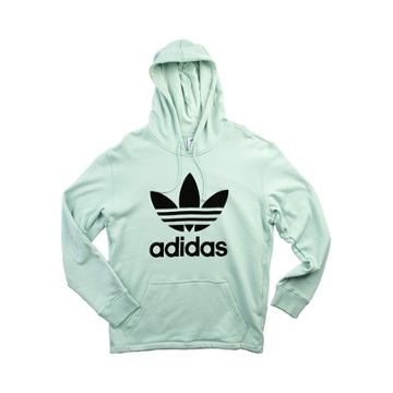 Mens Adidas Trefoil Oversized Hoodie