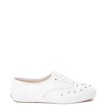 Womens Keds Champion Starlight Stud Leather Casual Shoe