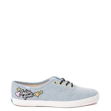 Womens Keds Iwd Champion Ladies First Casual Shoe