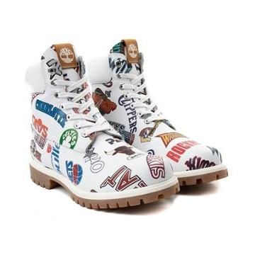 Mens Timberland X Mitchell & Ness X Nba East Meets West 6 Boot