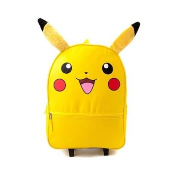 Pikachu Rolling Backpack