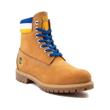 Mens Timberland X Mitchell & Ness X Nba Golden State Warriors 6 Boot