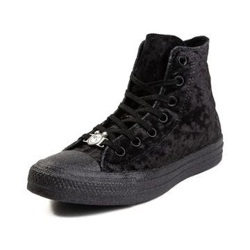 Womens Converse X Miley Cyrus Chuck Taylor All Star Hi Velvet Sneaker