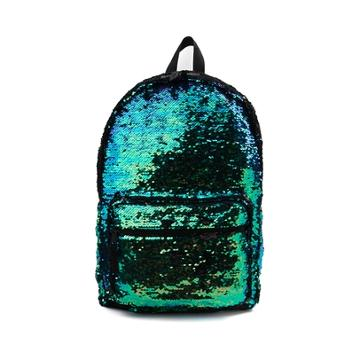 Sequin 2 Tone Backpack