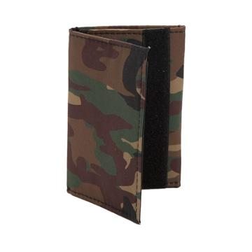 Trifold Camo Wallet