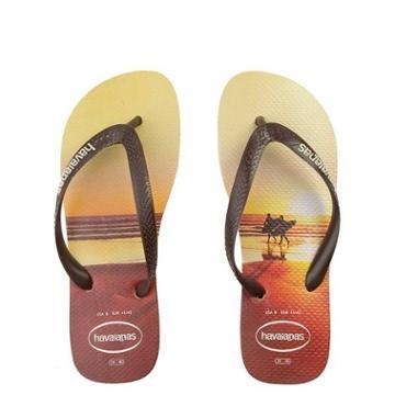 Mens Havaianas Hype Sandal - Beach Pattern