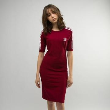 Womens Adidas 3-stripes Dress