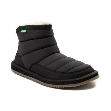 Womens Sanuk Puff N Chill Boot