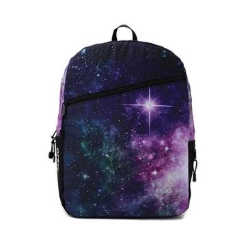Galaxy Led Backpack