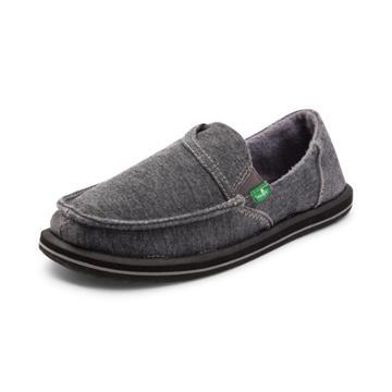 Womens Sanuk Pick Pocket Fleece Casual Shoe