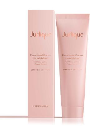 Jurlique Rose Hand Cream Handpicked Limited Edition