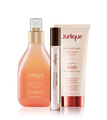 Jurlique Rose Limited Edition Set