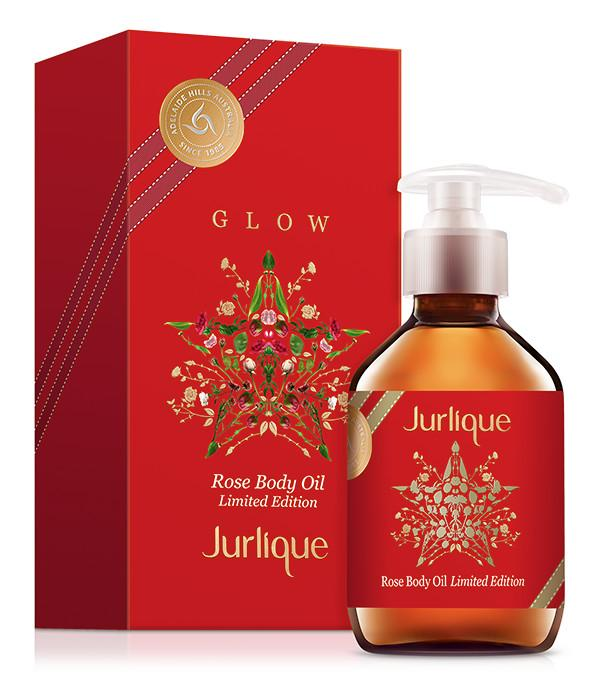 Jurlique Limited Edition Rose Body Oil