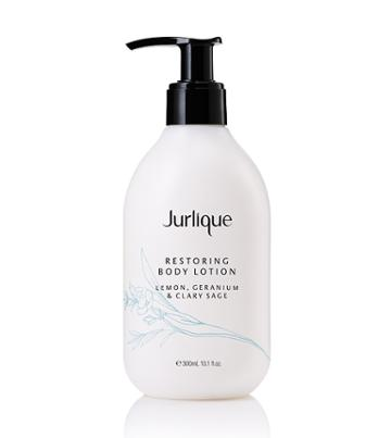 Jurlique Restoring Lemon, Geranium And Clary Sage Body Lotion