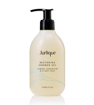 Jurlique Restoring Lemon, Geranium & Clary Sage Shower Gel