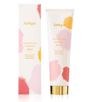 Jurlique Rose Hand Cream Handpicked 2017