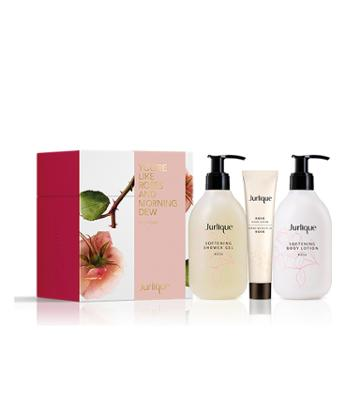 Jurlique Rose Hydrating Hand And Body Trio
