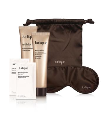 Jurlique Nutri-define Travel Set