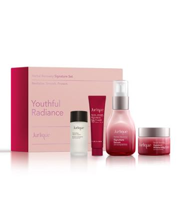 Jurlique Youthful Radiance Herbal Recovery Set