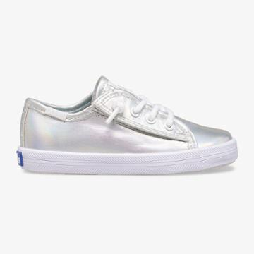 Keds Kickstart Seasonal Jr Iridescent Iridescent, Size 6.5m Keds Shoes