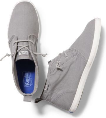 Keds Chillax Chukka. Drizzle Gray, Size 9m Women Inchess Shoes
