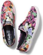 Keds Champion Laceless Tropical Floral Black Multi
