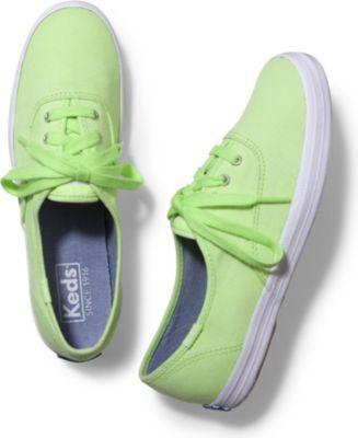 Keds Champion Neon Neon Lime