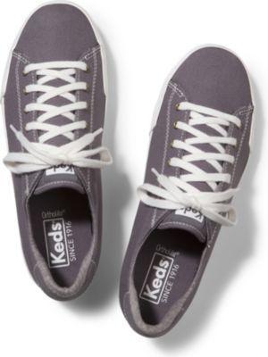 Keds Lex Gray, Size 5m Women Inchess Shoes