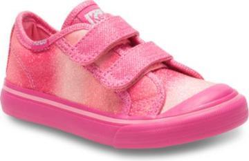 Keds Glittery Sugar Dip Sneaker Pink Sugar Dip, Size M Keds Shoes
